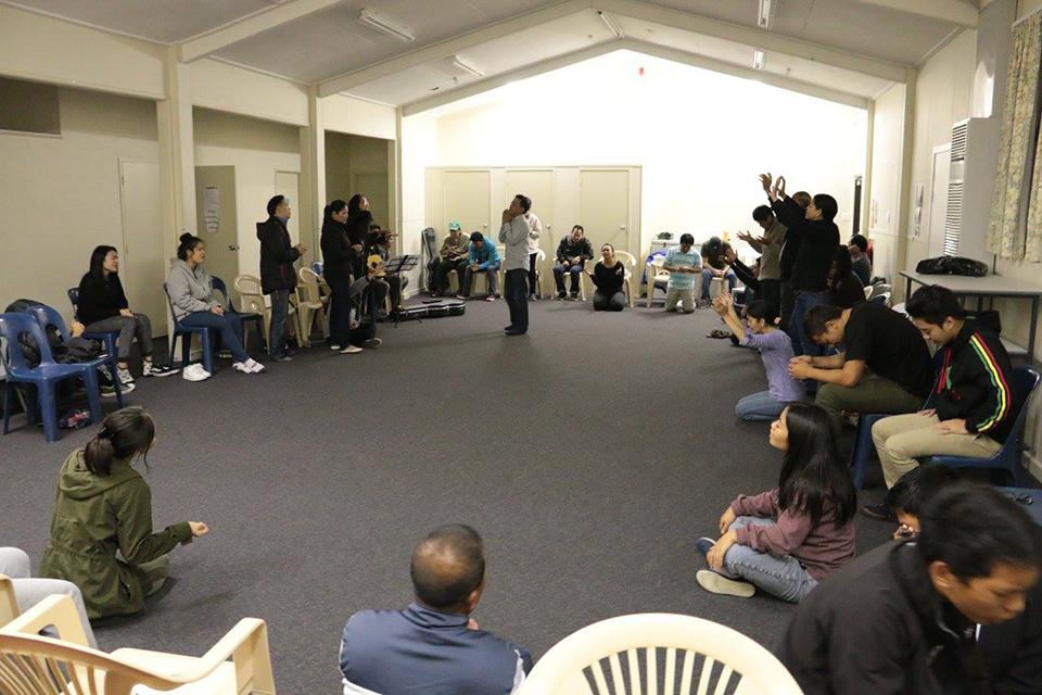 Hamilton Prayer Meeting